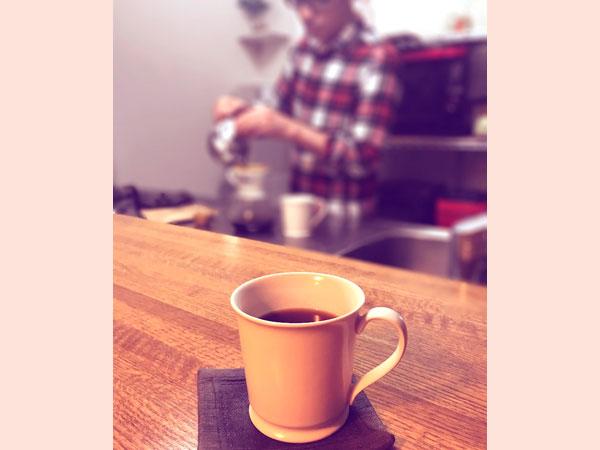 コーヒーを淹れながら考えたこと
