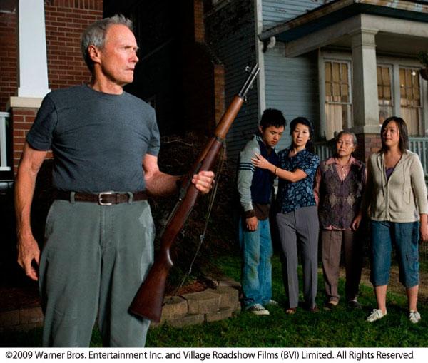 頑固者の元軍人が最後につけたけじめとは―映画『グラン・トリノ』