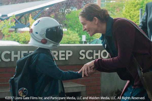 逆境にめけずに成長していく少年とその家族―映画『ワンダー 君は太陽』