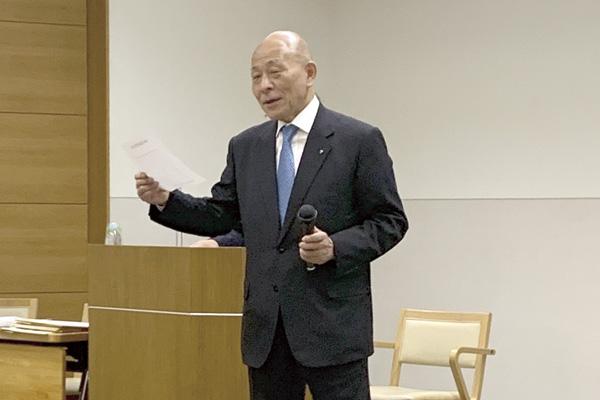 心構えを変えない限り成功しない。ーSMI特別講演会「株式会社はせがわ・長谷川裕一相談役」