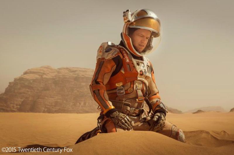 火星で孤軍奮闘。諦めなければ道は開ける―映画『オデッセイ』